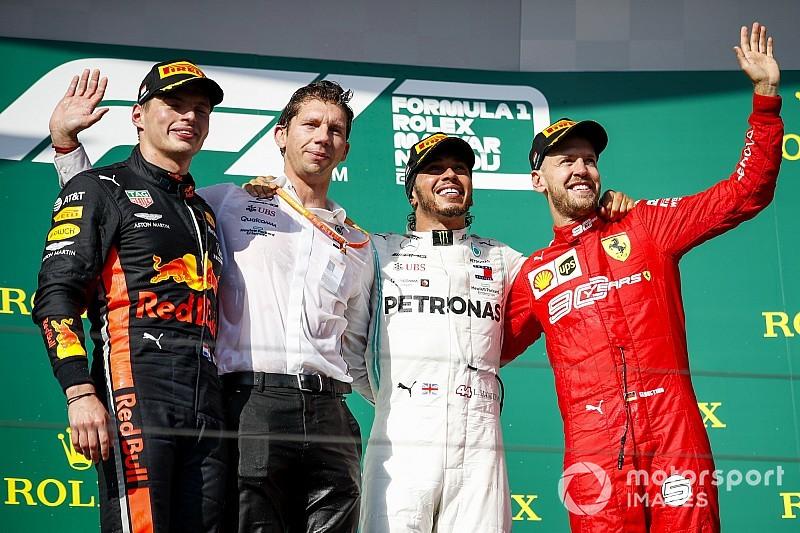 """前半戦を終えて、F1ドライバーたちが""""自己採点""""。フェルスタッペンの点数は?"""