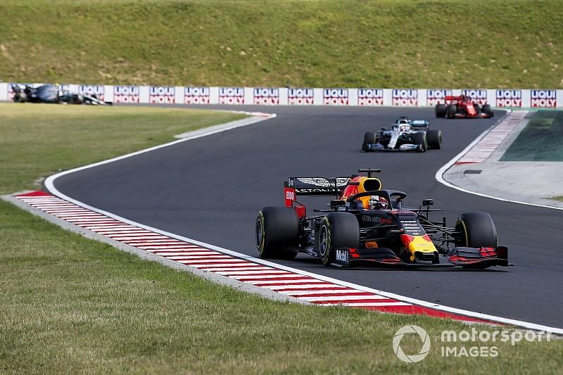 Verstappen: Szybkie tory już nie są bolączką Red Bulla