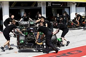 Haas-coureurs vanaf Spa weer met dezelfde specificatie