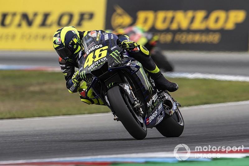 """Rossi pensa già ai test: """"Domani proviamo un nuovo motore"""""""