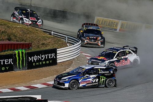 Germany World RX: Kristoffersson beats Ekstrom to win