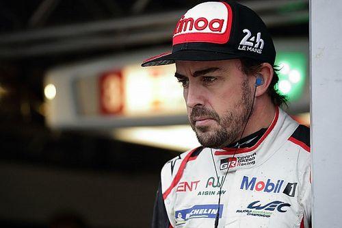 Alonso não deve ficar na Toyota para temporada 2019/2020 do WEC