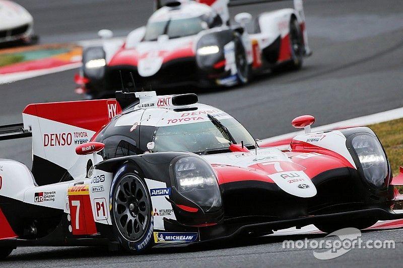 Los cambios de neumáticos que llevaron a la victoria al Toyota #7