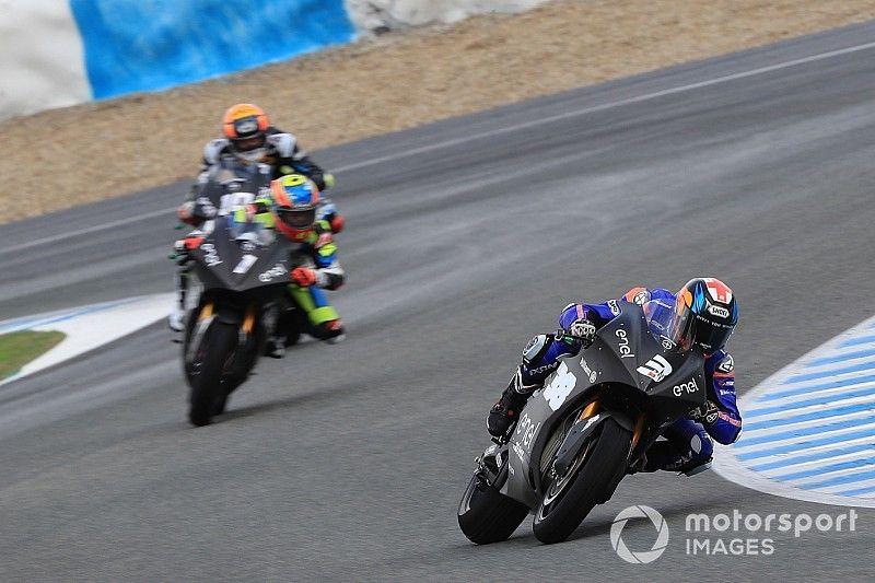 MotoE-Test Jerez 2018: Bradley Smith stellt historische Bestzeit auf