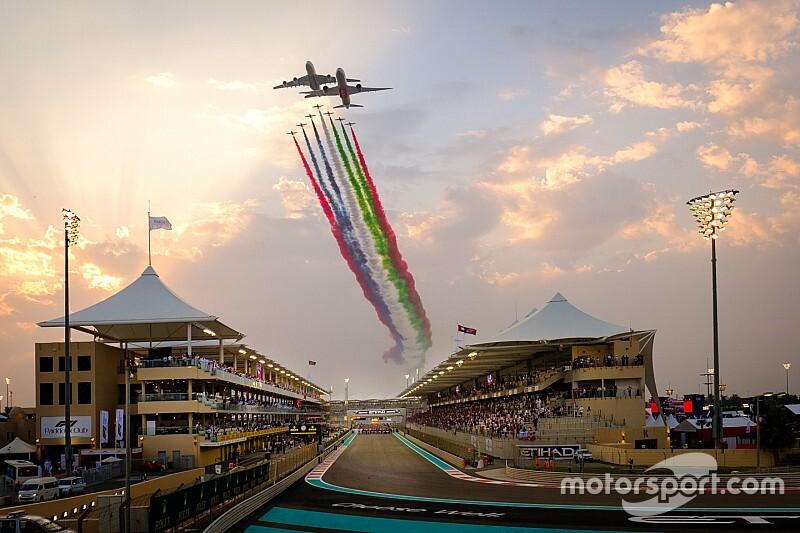 Анонс Гран При Абу-Даби: расписание, трансляции и статистика