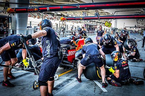 DHL Pit Stop Şampiyonası'nı Red Bull, En Hızlı Tur Şampiyonası'nı Bottas kazandı