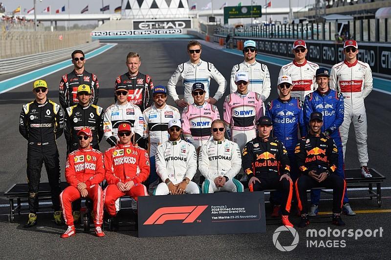 Formula 1 escuderias 2019