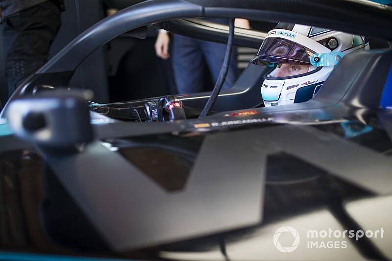 Juncadella vuelve a subirse a un Fórmula E en Marrakech