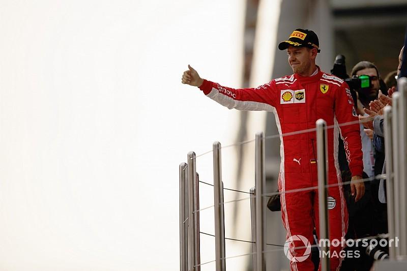 Vettel volt a legboldogabb a dobogón Szocsiban?