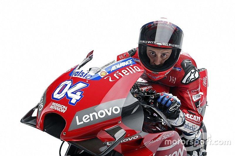 """Dovizioso: """"Ser el piloto número 1 o 2 de Ducati no me ha afectado nunca"""""""