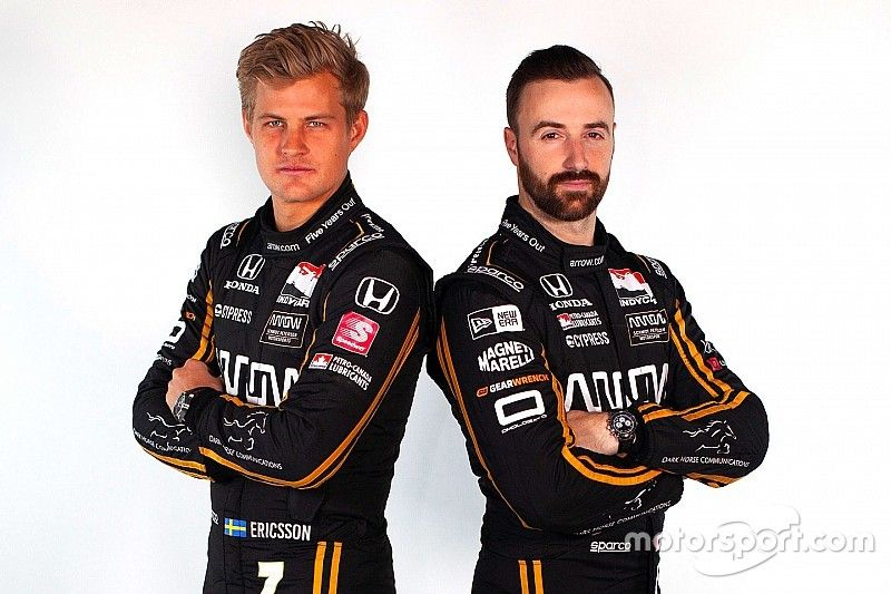 Arrow backs Hinchcliffe and Ericsson, extends SPM deal