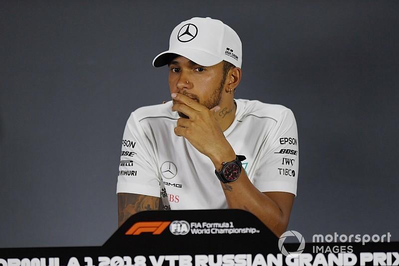 """Wider der Langeweile: Lewis Hamilton plädiert für """"Super-Wochenenden"""""""