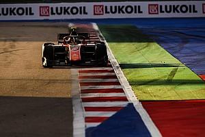 Sochi F2: Russell galibiyetle şampiyonluğa yaklaştı