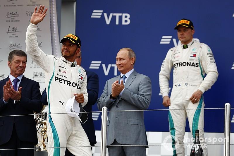 """A Mercedes sem örül, de ez a """"kegyetlen valóság"""""""