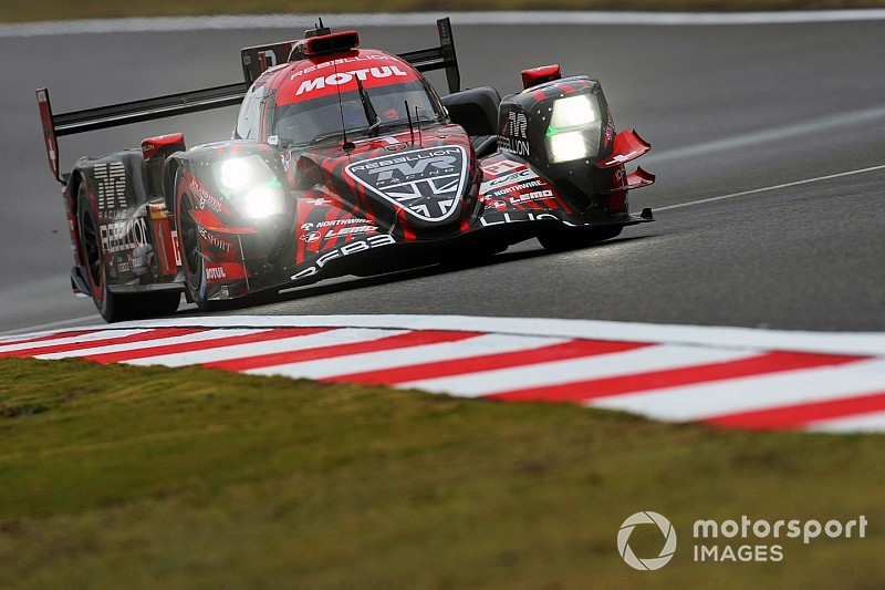 Shanghai WEC: Rebellion takes 1-2 in third practice