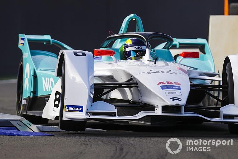 Формула E будет использовать машины второго поколения четыре сезона