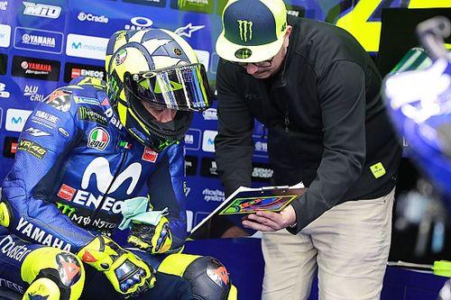 """""""Voltamos à nossa realidade"""", diz Rossi após 9º no Japão"""