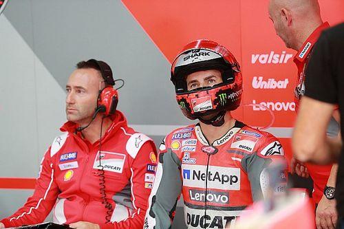 Lorenzo: quasi impossibile vederlo in Australia, sulla sua Ducati sale Bautista?