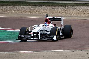 Photos - Le test de Tatiana Calderón avec Sauber F1 à Fiorano