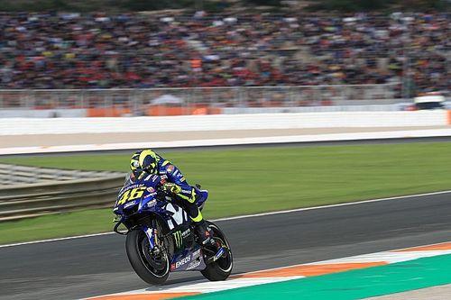 Eindstand MotoGP 2018: Rossi toch derde achter Marquez en Dovizioso