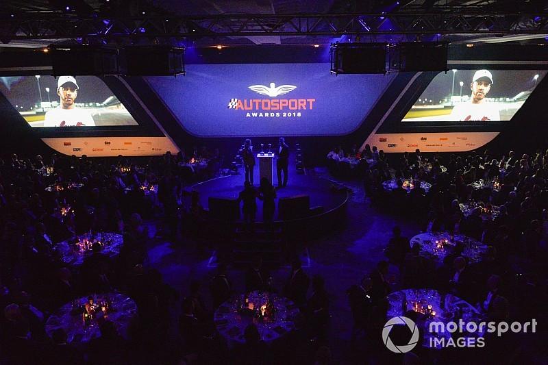 """汉密尔顿当选2018""""Autosport年度国际赛车手"""""""