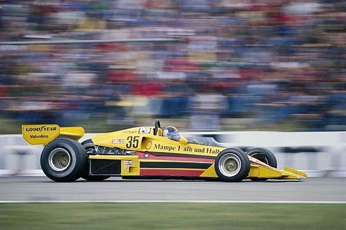Formula 1 yarışına kaçak giren pilot: Hans Heyer