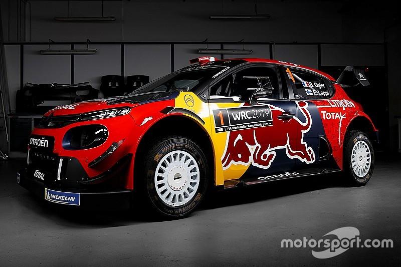 Photos - Les livrées des voitures 2019 de WRC