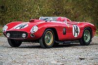 Venduta a oltre 22 milioni di dollari l'ultima Ferrari 290 MM Scaglietti del 1956