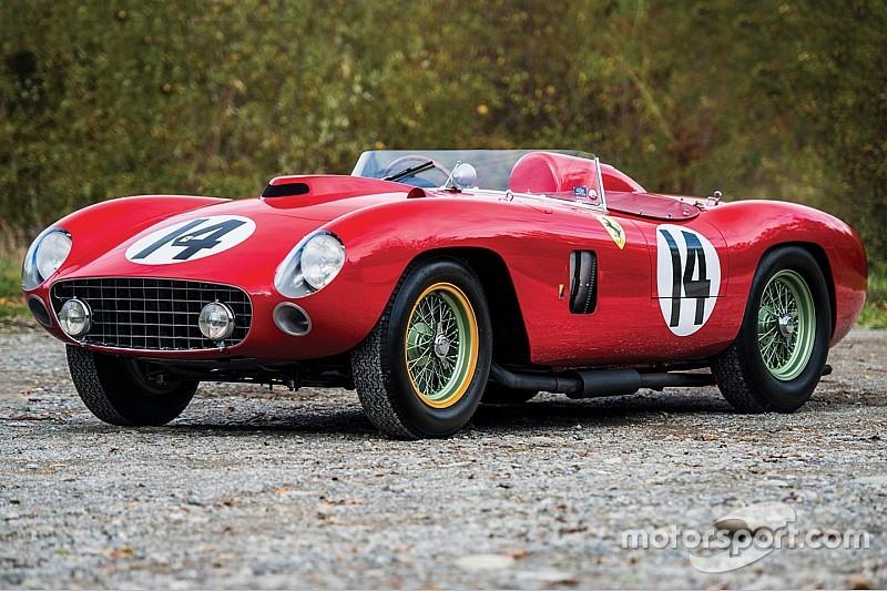 Venduta per oltre 22 milioni di dollari l'ultima Ferrari 290 MM Scaglietti del 1956
