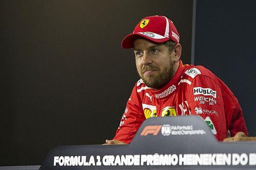 """Vettel: """"Pole persa per un errore mio. Domani le nostre Soft potrebbero fare la differenza"""""""