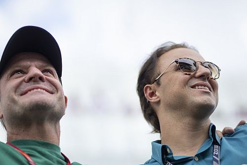 "Rivais na F1, Massa e Barrichello prometem ""disputa"" 'roda a roda' em reencontro na Stock Car"