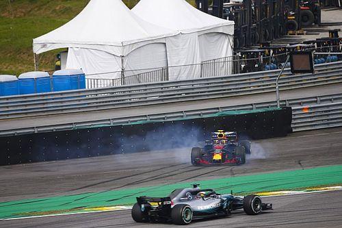 Hamilton: Verstappen-Ocon teması yarış olayıydı
