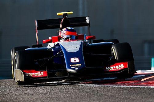 Kari domine les essais GP3 à Abu Dhabi