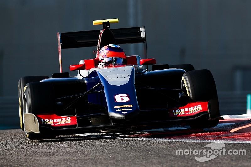 GP3, Test Abu Dhabi, Giorno 1: Niko Kari al top davanti a Daruvala e Fernandez