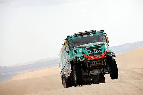 Dakar 2019: De Rooy wint de zesde etappe (update)