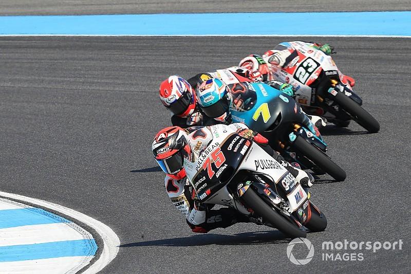 Arenas gana una carrera de locos; Martín es quinto y más líder