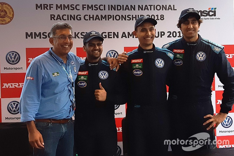 Buddh Ameo Cup: Mohite claims title, Jhabakh wins Race 2