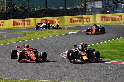 Raikkonen, Verstappen'in kasten Ferrari sürücülerine çarptığına inanmıyor