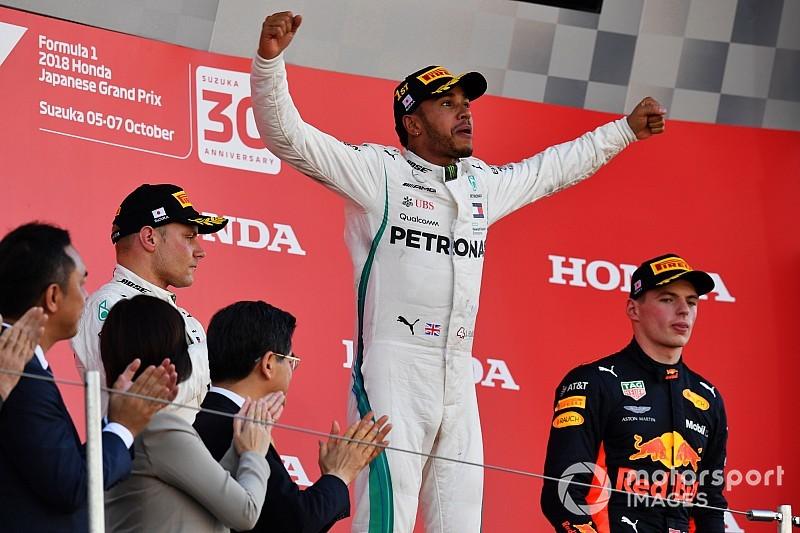 """Hamilton expressa gratidão por guiar """"monstro"""" da Mercedes"""