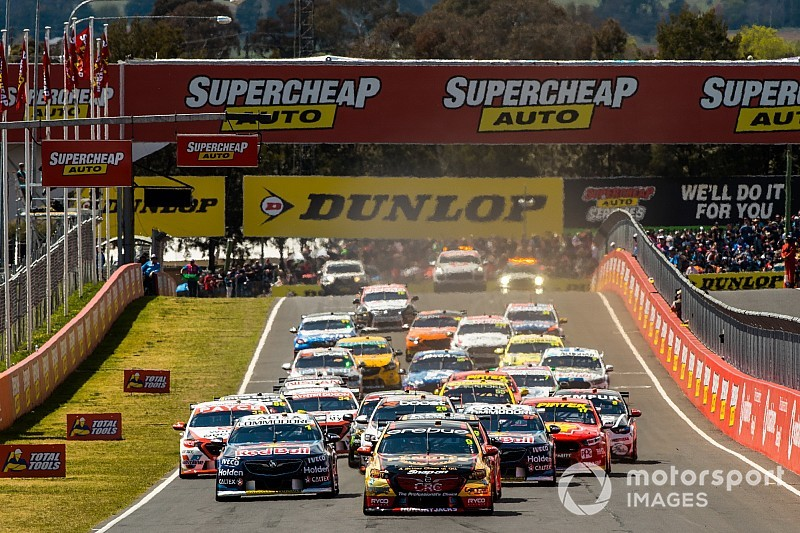 Latest ever Bathurst 1000 start time confirmed