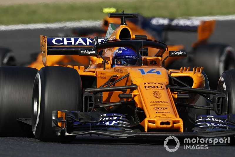 FIA: McLaren did not miss Japan tyre deadline
