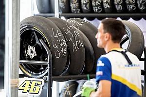Le développement, première raison du retour de Michelin en MotoGP