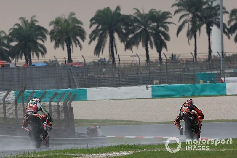 Die Hintergründe zur vorgezogenen MotoGP-Startzeit in Malaysia