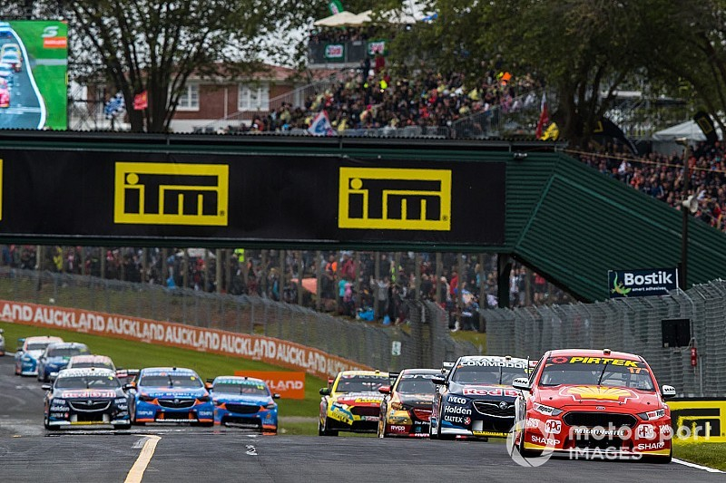 Supercars set for Pukekohe Anzac Day race in 2020