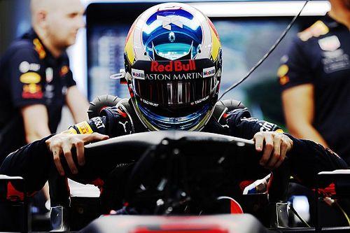 """Red Bull : La panne de Ricciardo """"ne devrait pas arriver à ce niveau"""""""