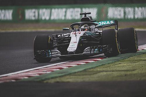 Ergebnis: Formel 1 Japan 2018, Qualifying