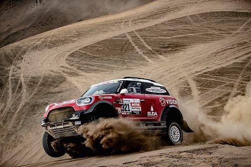 Suivez la première étape du Dakar en direct !
