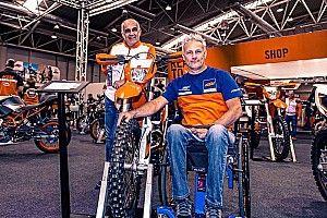 Conheça Nicola Dutto, primeiro piloto paraplégico do Dakar