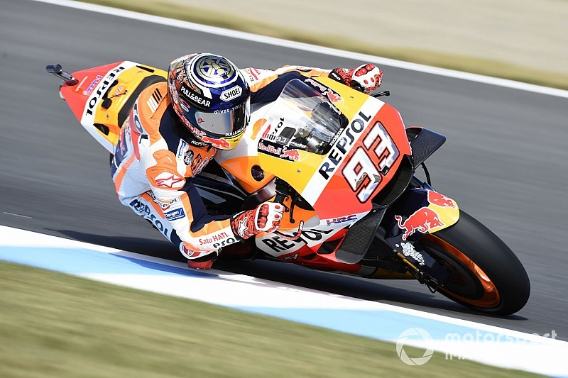Marquez has nothing to prove by leaving Honda - Rossi