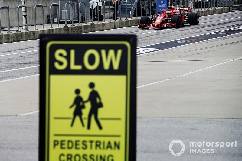 Vettel: Ferrari, impulsado por el abandono de las actualizaciones recientes